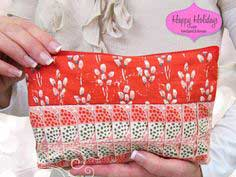 Happy Holidays with FreeSpirit & Rowan: Zippered Pouch & Pocket Tissue Cover
