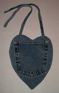 Recycled Denim Baby Bibs