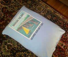 How to sew a pillowcase from a t-shirt