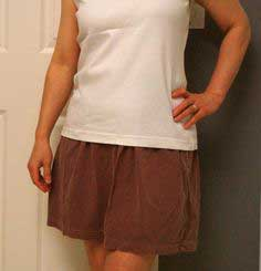 How To: Make a T-Shirt Skirt