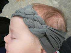 KNOTTED JERSEY HEADBAND TUTORIAL