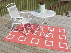 Easy DIY Outdoor Rug