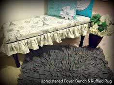 Ruffled Rug Tutorial