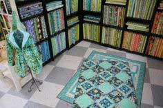 Quilts on the Floor!