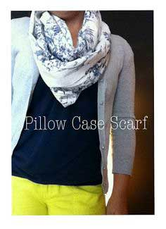 The Pillow Case Scarf