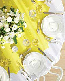 Round Table Runner How-To