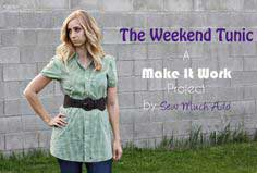 MAKE IT WORK: MY WEEKEND TUNIC