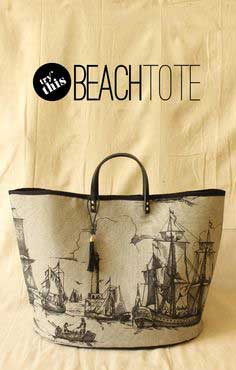 Try This: Beach Tote