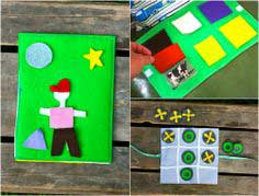 Are We There Yet?! 3 DIY Travel Games That'll Keep Kids Happy