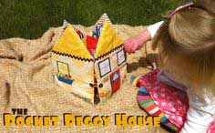 Pocket Peggy House Tutorial