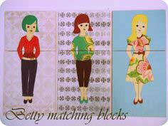 Betty Matching Blocks Tutorial