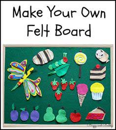 Make Your Own Felt Board (Tutorial)