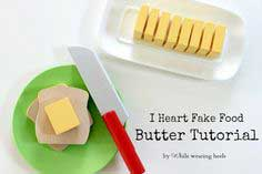 I Heart Fake Food - Butter