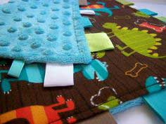 Baby Lovey Cuddle Square: With Tutorial
