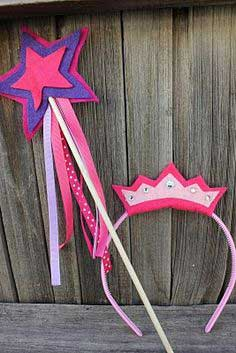 Princess Wand Tutorial