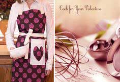 Valentines: Happy Heart Apron (Women's Version)