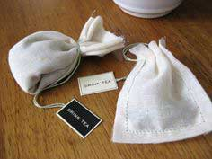DIY Tea Bag Favors