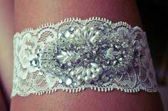 DIY We Love: Wedding Garter