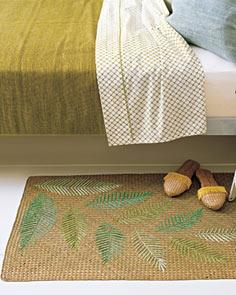 Raffia Throw Rug Pattern
