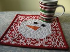 100 Snowman Patterns to Sew at SewPin com