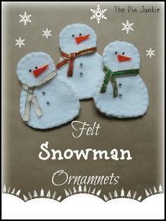 100 snowman patterns to sew at sewpin com